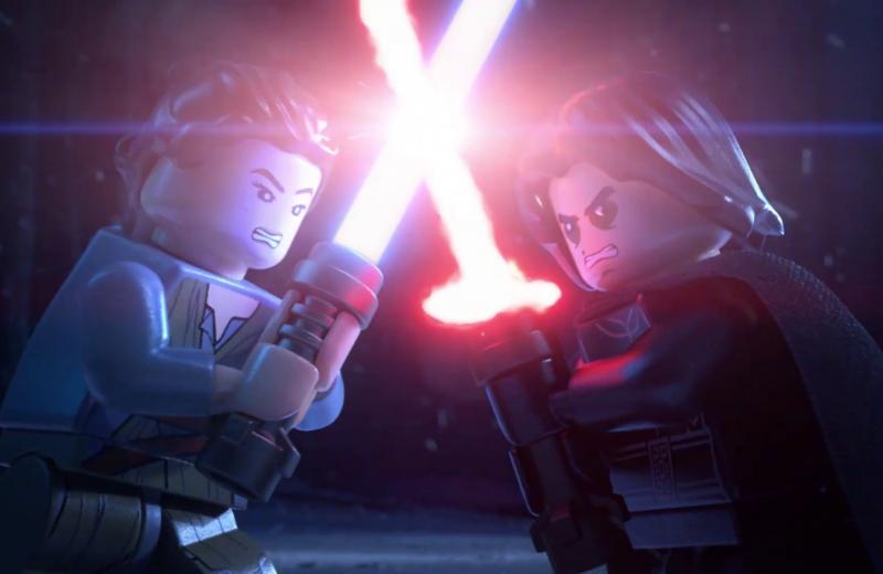 Así se ve el tráiler de Lego Star Wars: The Skywalker Saga #VIDEO