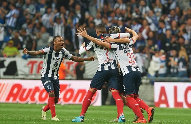 ¡Rayados le gana al América en la Liga MX!