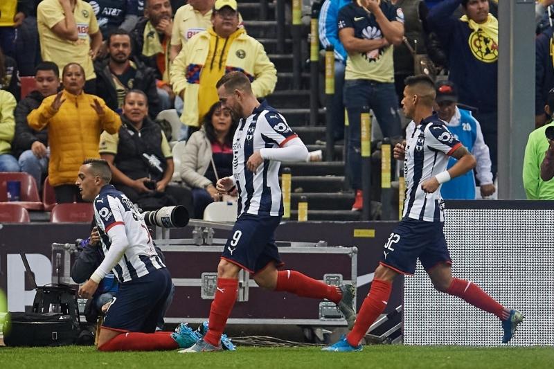 Rayados vence al América y se convierte en campeón de la Liga MX