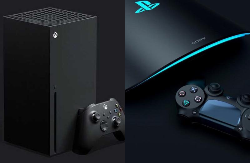 Así podrían ser el PS5 y el nuevo XBOX, según filtración