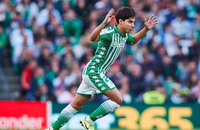 Mallorca está interesado en fichar a Diego Lainez
