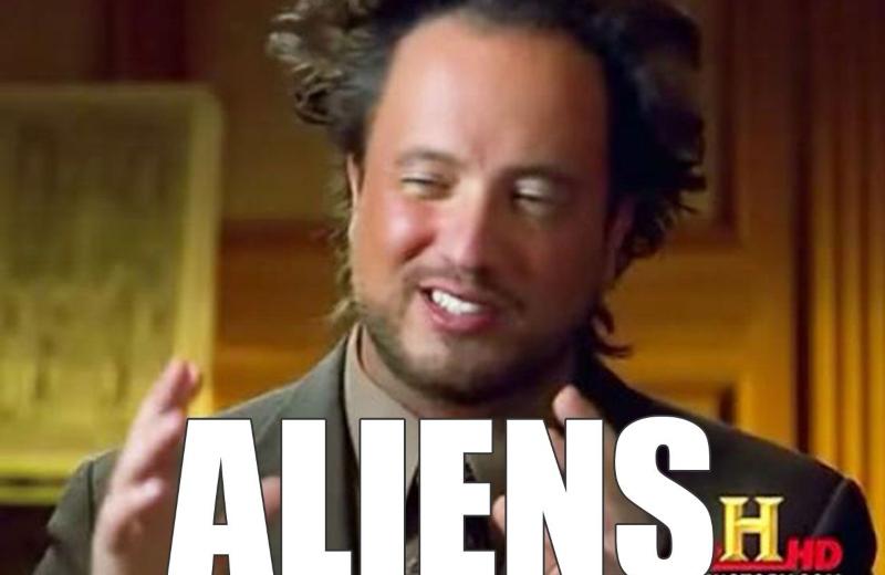 Astronauta afirma que sí existen los extraterrestres