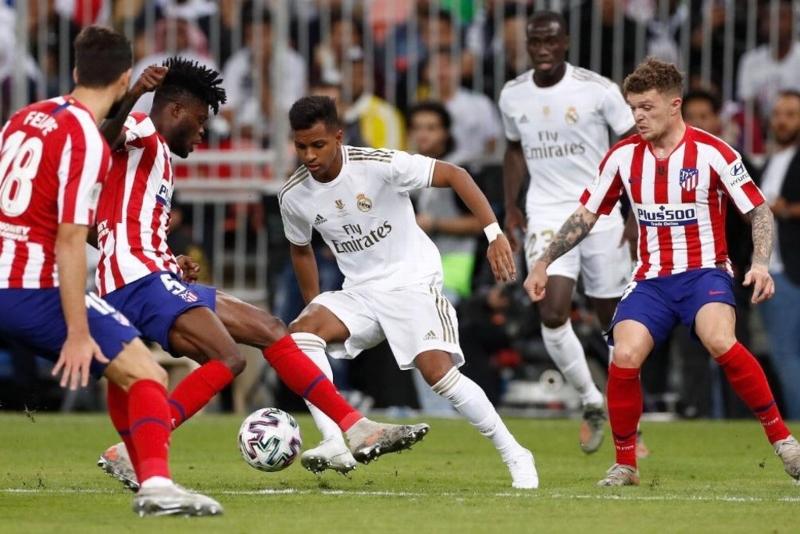 Real Madrid vence al Atlético y se lleva la Supercopa