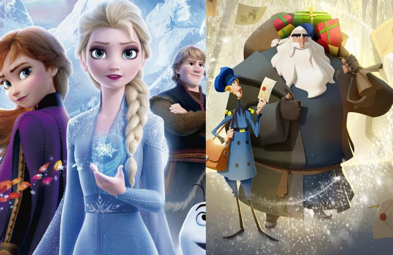 Frozen 2 se queda fuera de los #Oscar2020 y entra 'Klaus' #VIDEO