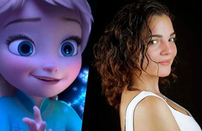 Muere Andrea Arruti, actriz de doblaje de 'Elsa teen' en Frozen #FOTO