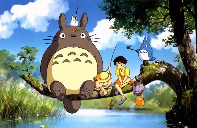 ¡Por fin! Películas de 'Studio Ghibli' llegarán a Netflix