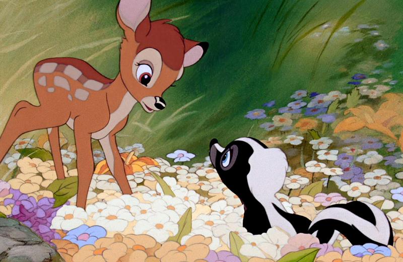 'Bambi' tendrá su propio 'live action'