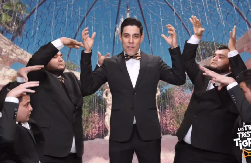 'Los Tres Tristes Tigres' cambian la 'Tusa' por 'Trusa' #VIDEO