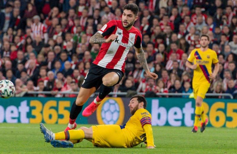 Athletic de Bilbao elimina al Barcelona de la Copa del Rey