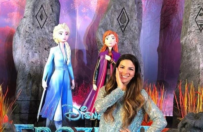 Mexicana cantará tema de 'Frozen 2' en los Oscar 2020