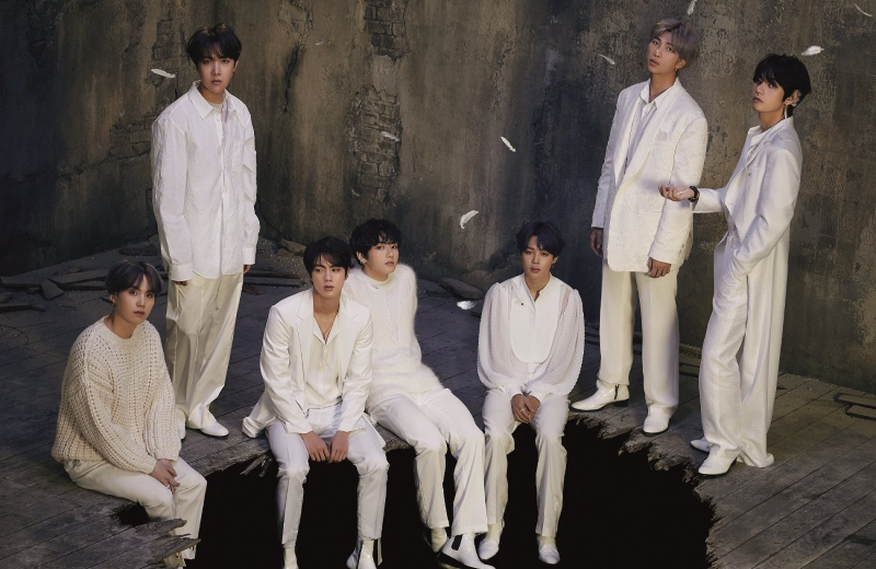 BTS muestra el Concept Photo de 'Map of the Soul:7' #FOTOS
