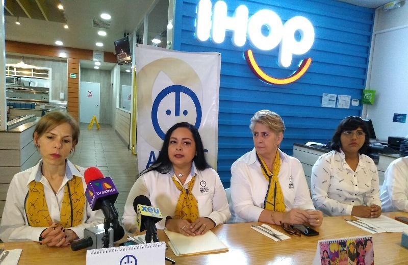 """Veracruz se suma al """"National Pancake Day"""" a beneficio de AMANC"""