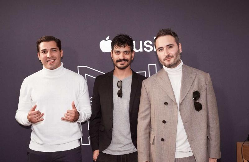 Reik da adelanto de su nueva canción en colaboración con Farruko & Camilo
