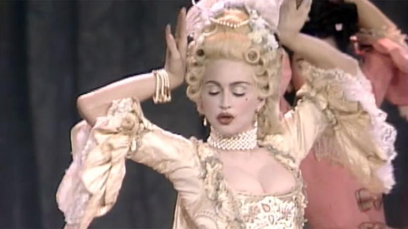 Cumple 30 años 'Vogue', el tema que consolidó a Madonna (+video)