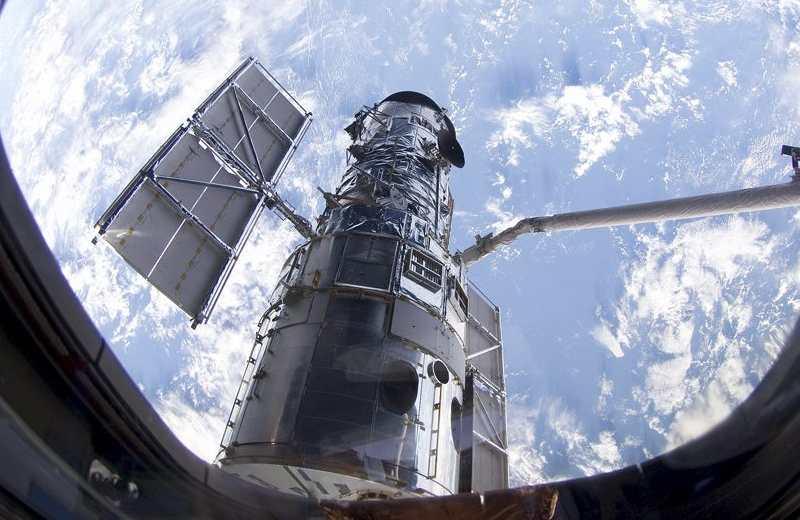 Checa qué fotografió el telescopio Hubble de la NASA en tu cumpleaños