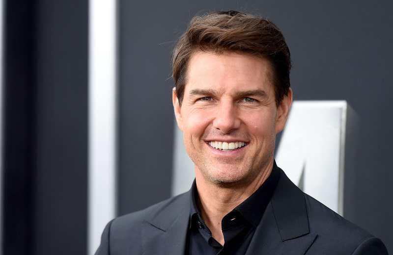 Tom Cruise quiere rodar película en el espacio