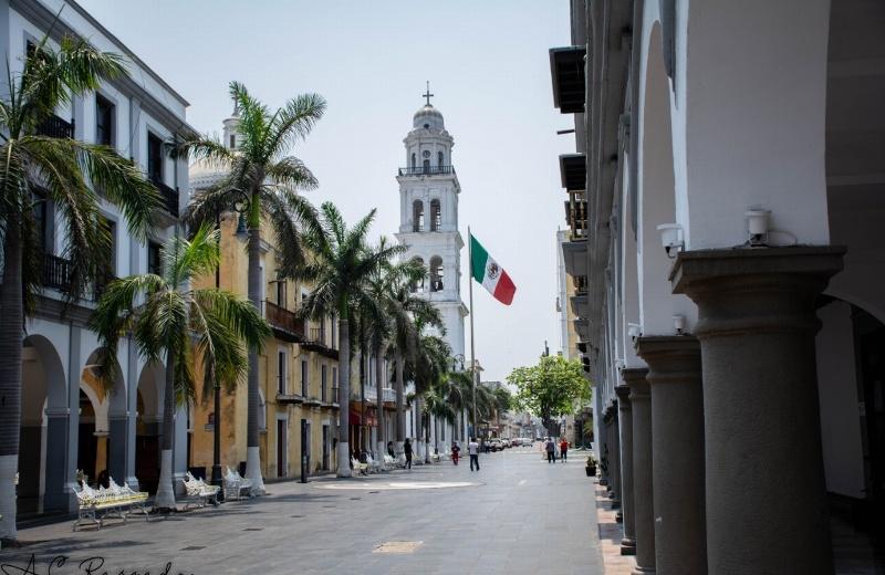 ¡Hoy martes más calor en Veracruz!
