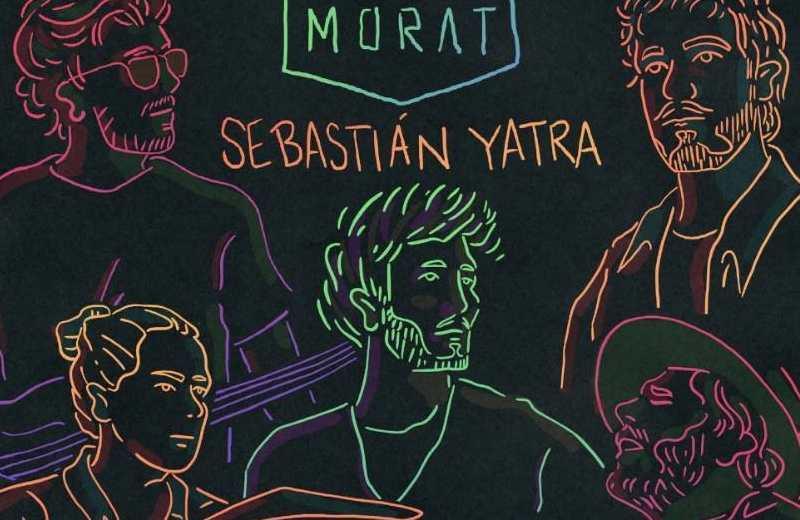 Morat y Sebastián Yatra presentan 'Bajo la mesa' (+video)