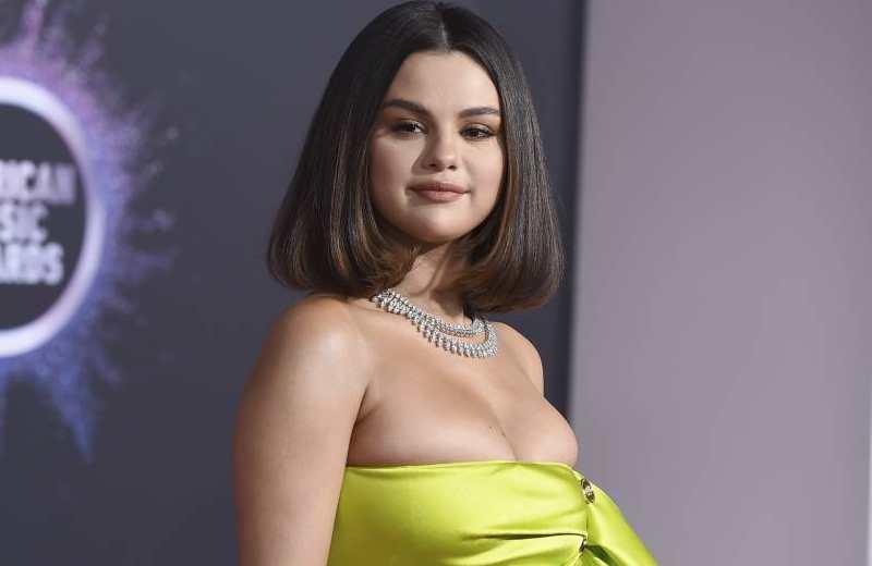 No es lo que necesito pero, ¡quiero un novio!: Selena Gómez