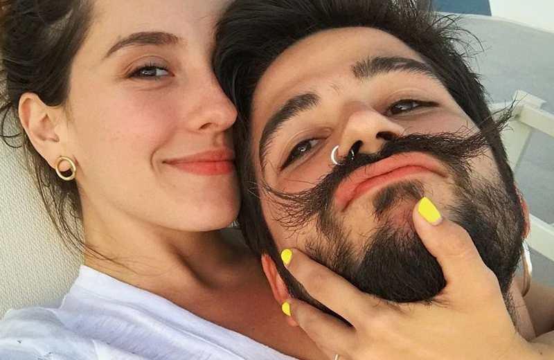 Camilo Echeverry se tatúa el nombre de su esposa Evaluna, hija de Ricardo Montaner (+video/foto)