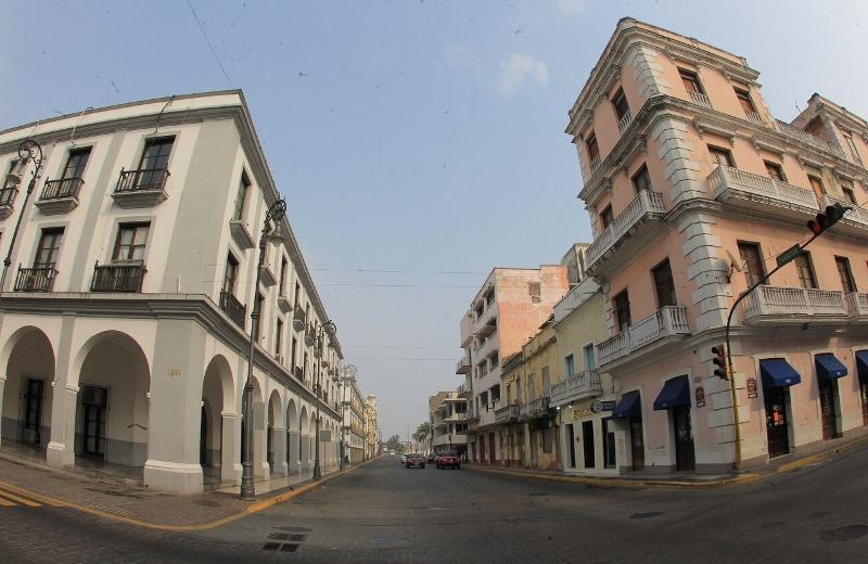 ¡Atención! Cierres viales en Veracruz y Boca del Río para evitar contagio de COVID-19