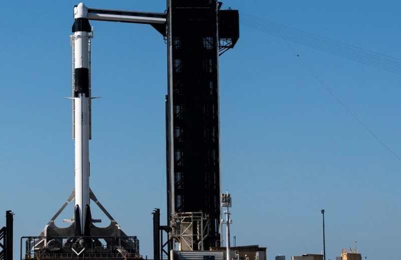 Habrá segundo intento para lanzar el cohete espacial SpaceX (+video)