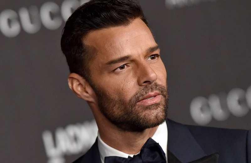 Ricky Martin lanza 'Pausa' con la colaboración de Sting y Residente (+video)