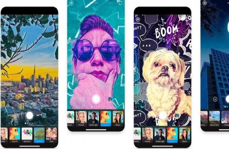 Photoshop Camera, la app que arregla tus fotos con un botón (+video)