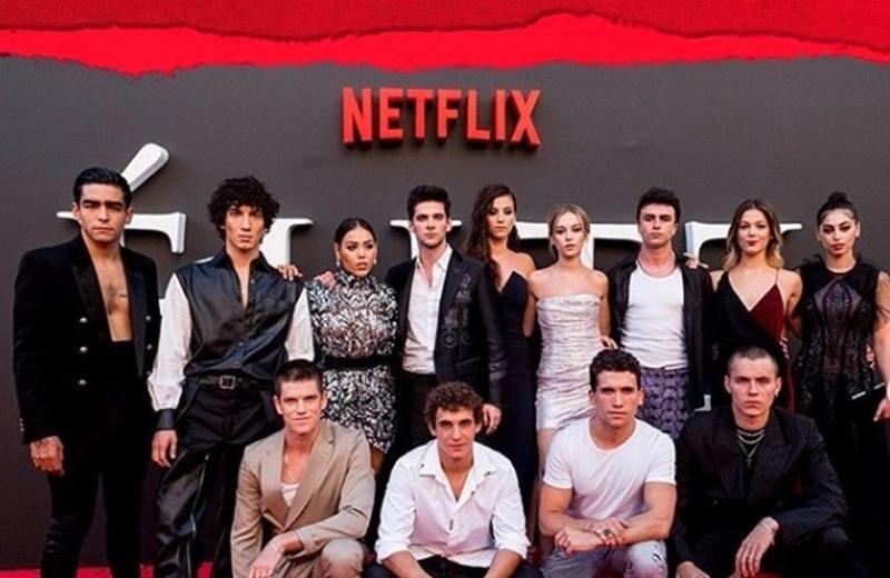 Filtran fotos del nuevo elenco de 'Élite' para la cuarta temporada