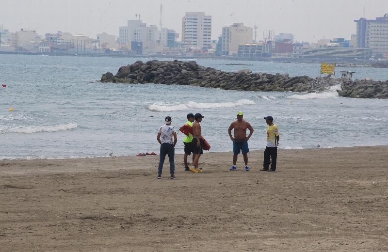 Hoy lunes día cálido; probables lluvias para mediados de semana en Veracruz