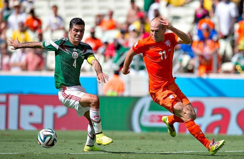 Se cumplen 6 años del 'No era penal' de México vs Holanda