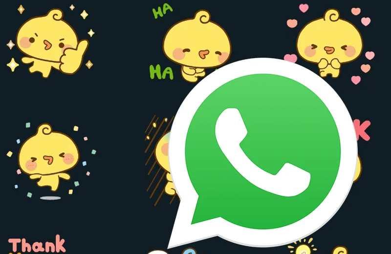 Llegan los stickers animados a WhatsApp, checa cómo activarlos