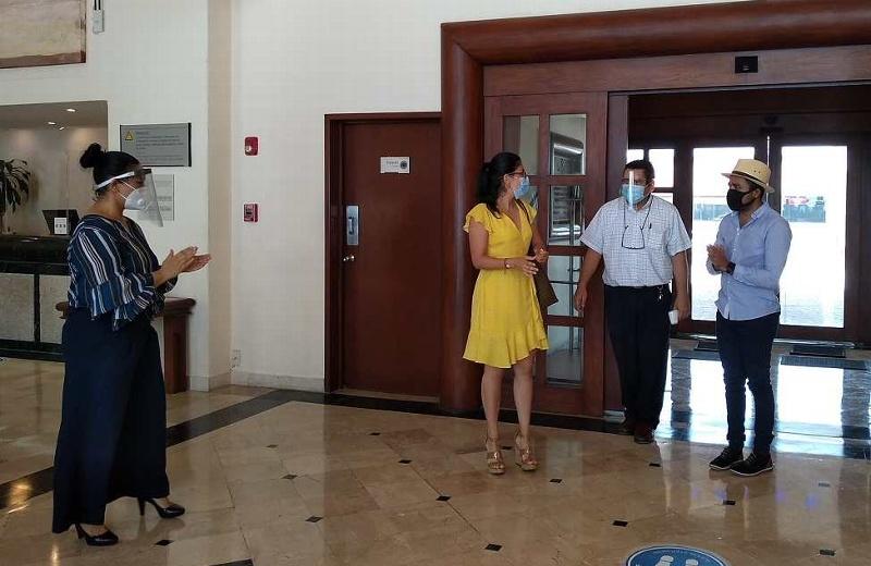Hotel Fiesta Inn Boca del Río reinicia operaciones y recibe primeros huéspedes (+fotos)