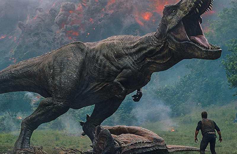 Niegan brote de COVID-19 en filmación de 'Jurassic World: Dominion'