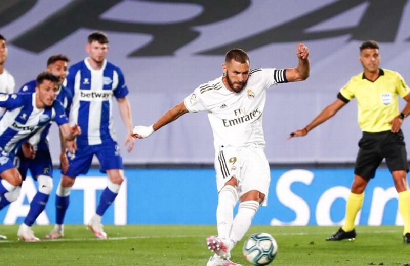 Real Madrid, el equipo con más penales a favor en la historia