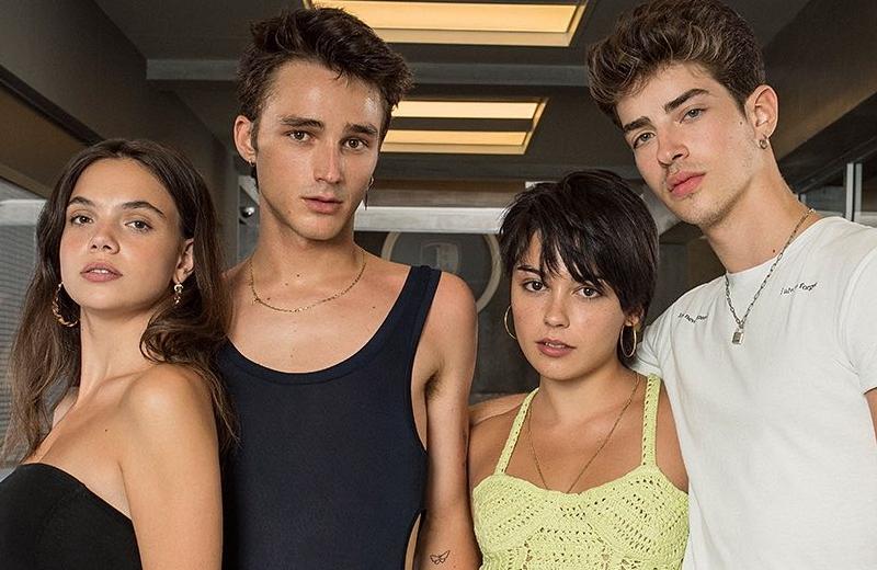 Conoce al nuevo elenco de la serie 'Élite' (+fotos)