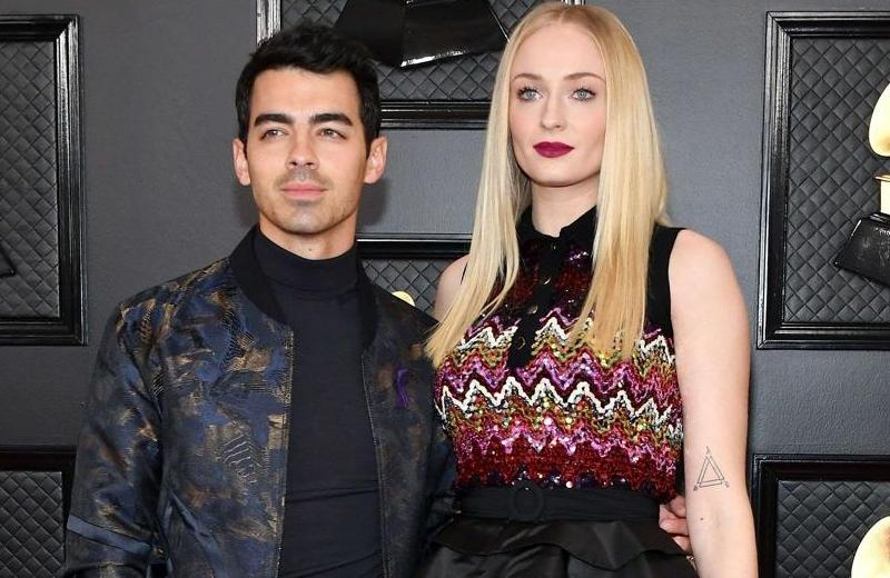 Sophie Turner y Joe Jonas Ya! son papás de una niña