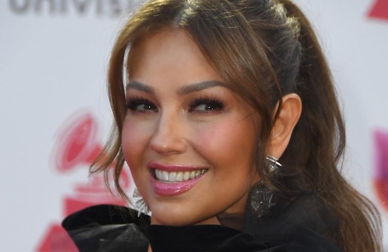 ¡Impactantes fotos de Thalía encienden su Instagram!