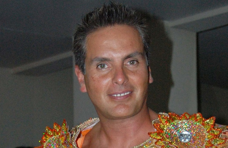 Anécdotas de cuando Xavier Ortiz fue princeso del Carnaval de Veracruz (+fotos)
