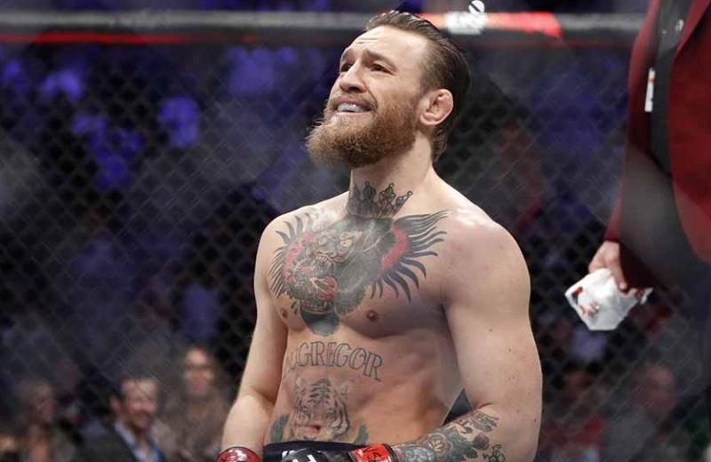 Conor McGregor es detenido por intento de agresión sexual (+foto)