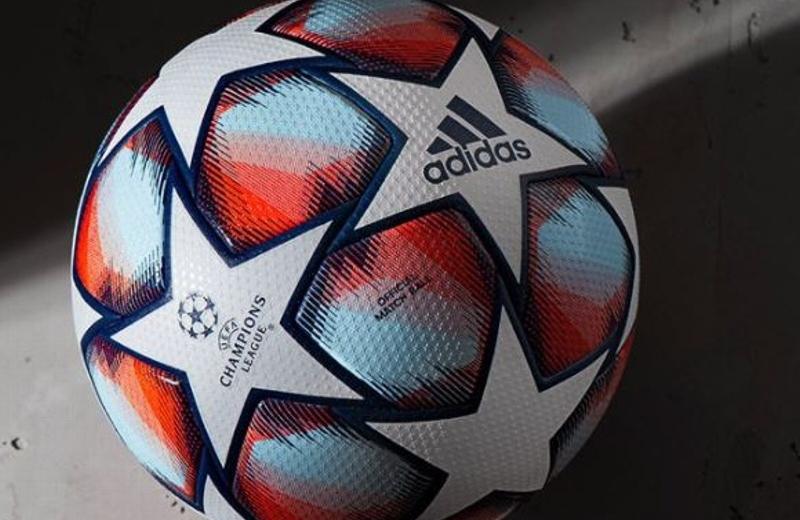 El nuevo balón de la Champions League