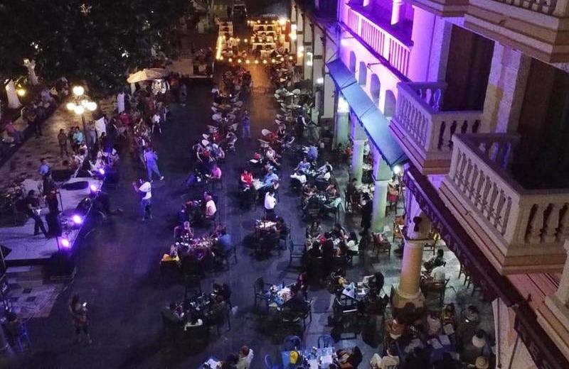 Veracruz Ya! es semáforo naranja; checa qué se puede hacer