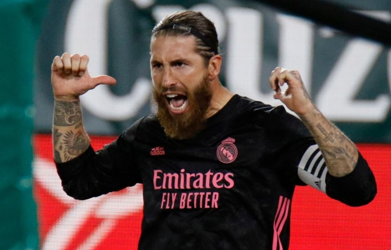 Real Madrid supera al Betis en duelo de volteretas