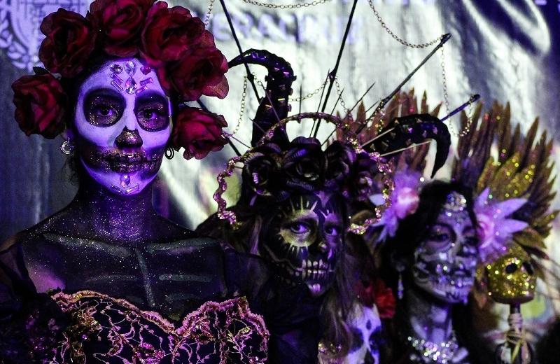 Anuncian desfile y concurso de Catrinas en Veracruz