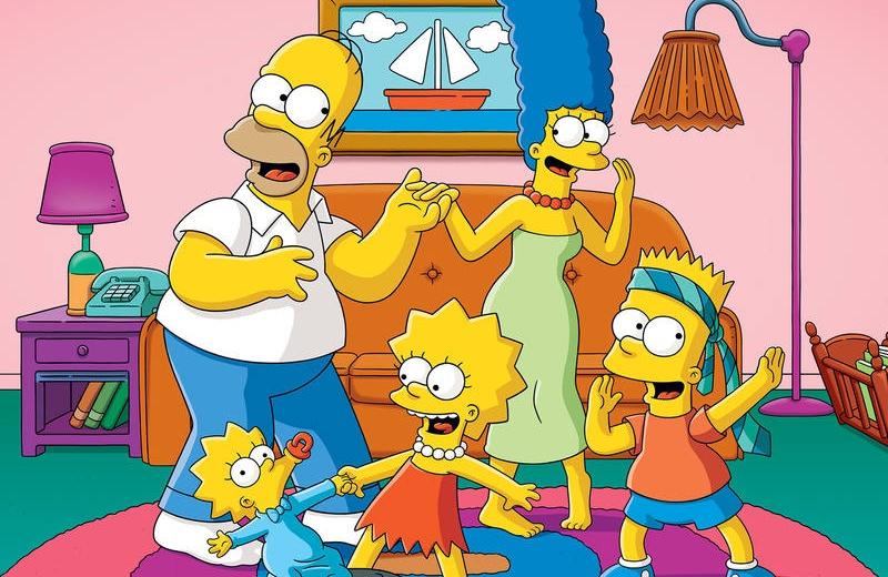 Revela estudio que Los Simpson son el mejor programa para aprender inglés