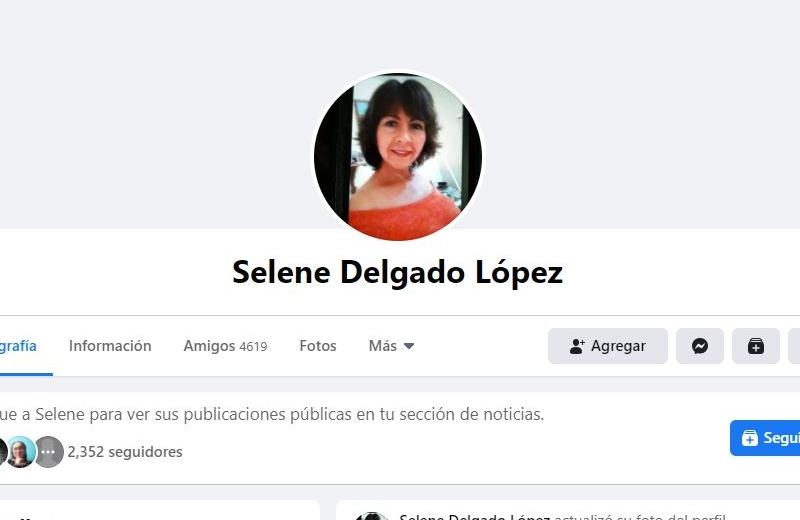 Checa tu Facebook, sin haber aceptado tienes de 'amiga' a Selene Delgado López