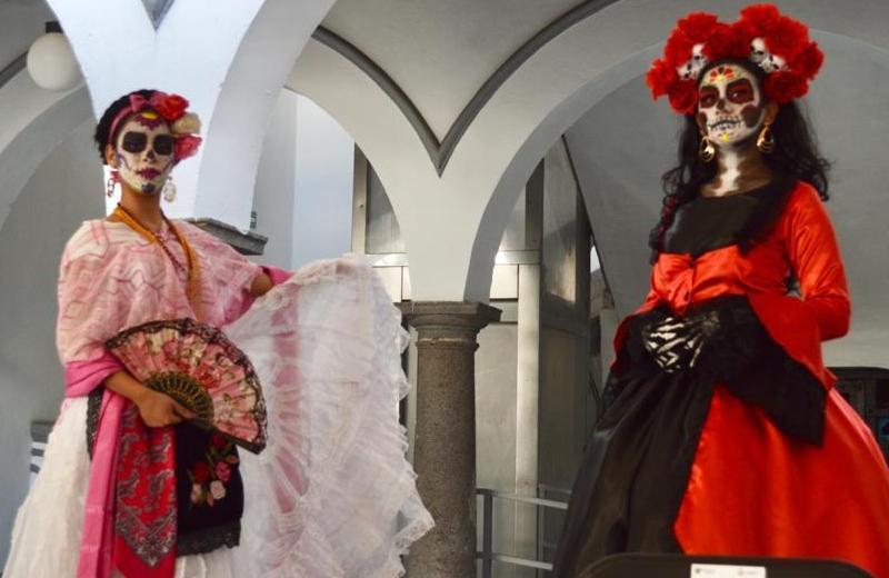 Lista de evento para Día de Muertos en Veracuz (+foto)