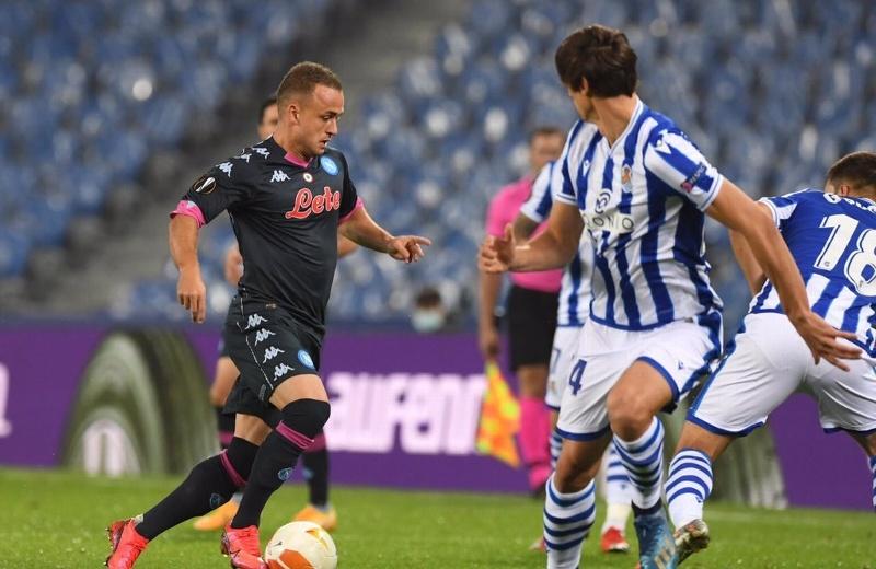 Napoli y el 'Chucky' ganan en la Europa League