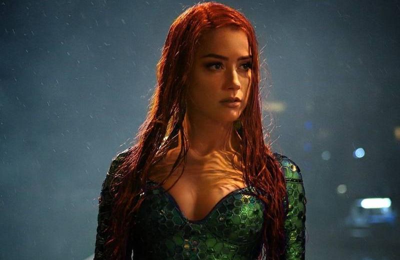 Amber Heard asegura que participará en Aquaman II
