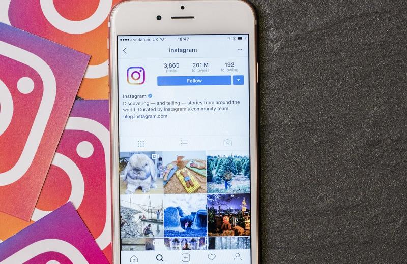 Instagram implementa búsqueda por palabra clave